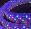 5-ти проводной плоский светодиодный дюралайт (RGYB)