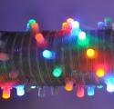Светодиодная гирлянда клип лайт (RGBY)