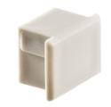 Заглушка пластиковая для PDS-S глухая/с отверстием