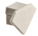 Заглушка пластиковая для PDS45-T глухая/с отверстием