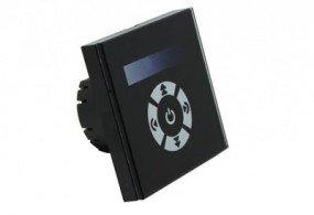 Панель Sens LN-06E Black (DIM,12-24V,96-192W)