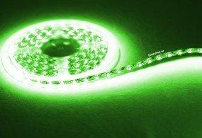 Герметичная светодиодная лента 120 диодов на метр (IP65)