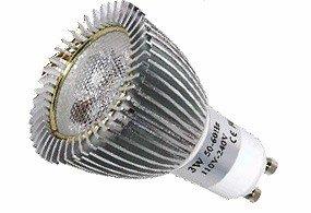 Светодиодная лампа ECOSPOT GU10 A5-3x1W 50deg