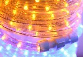 5-ти жильный круглый светодиодный дюралайт (RGYB)