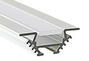Алюминиевый анодированный профиль PHS-V ANOD