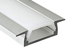 Алюминиевый анодированный профиль MIC-F ANOD